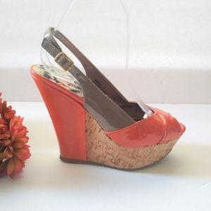 Dollhouse Platform Shoes Size 8.5